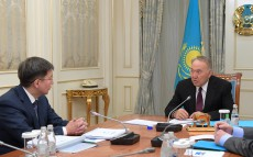 Meeting with Iskander Beisembetov, Rector, Kazakh National Research Technical University