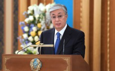 Kassym-Jomart Tokayev held a meeting with the heads of foreign diplomatic missions accredited in Kazakhstan