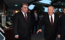 Joint visit to the Library of the First President of Kazakhstan